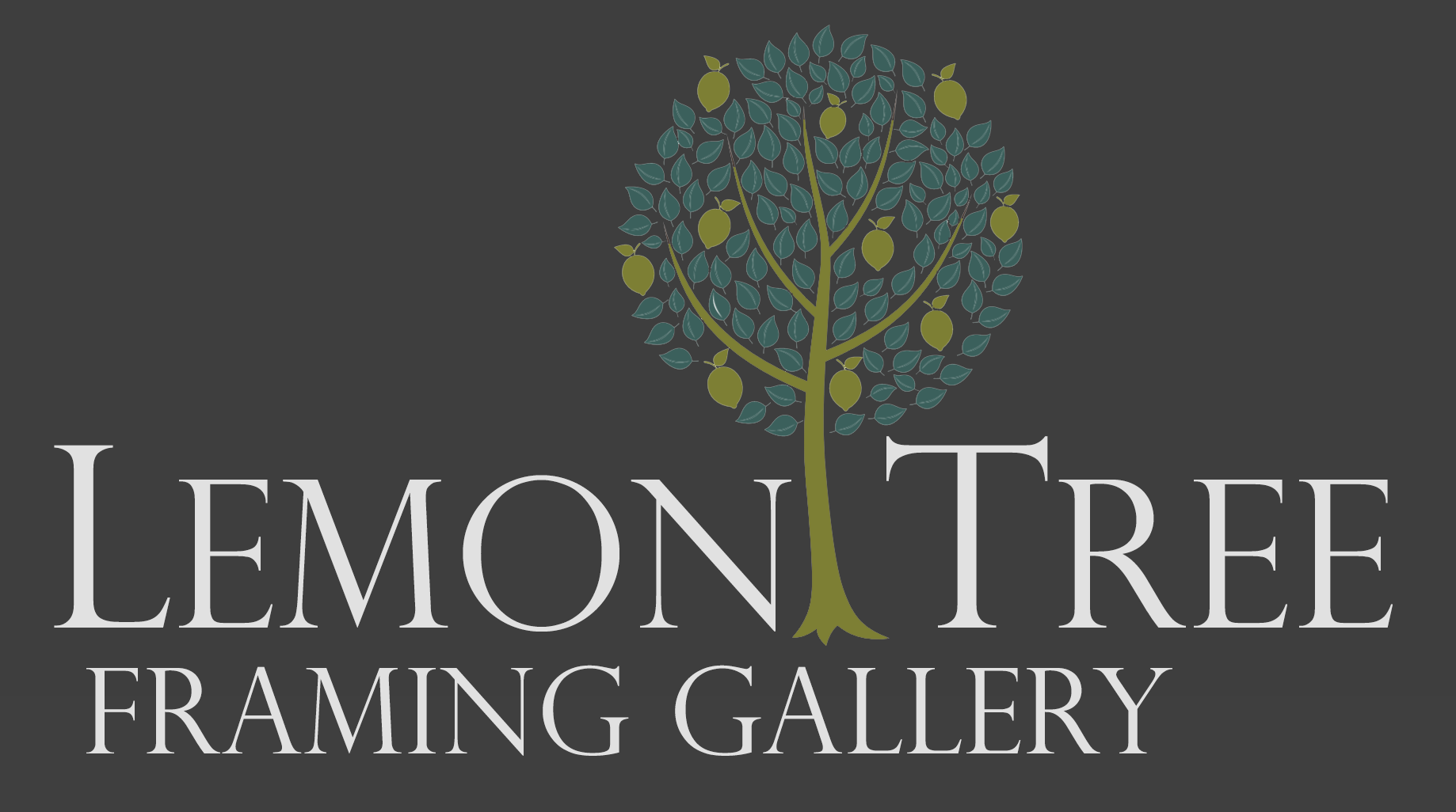 Lemon Tree Framing Gallery Logo