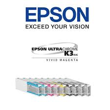 Epson Ultrachrome K3 inks