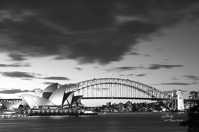 Picture of sydney harbour sydney nsw australia