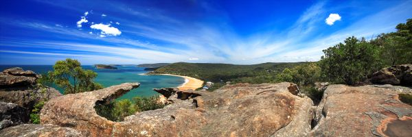 Picture of Pearl Beach, Central Coast, NSW, Australia - Pictures Of Central Coast R A Stanley Landscape Photography Prints