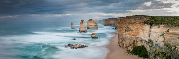 Photographs of Coastal Landscapes