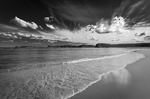 Picture of umina beach central coast nsw australia