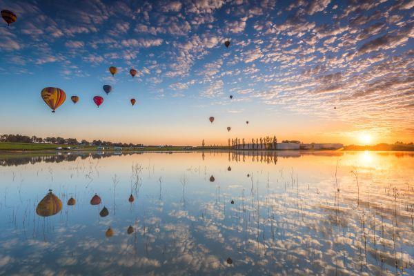 Hunter Valley Balloons Festival