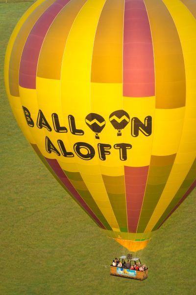Hot Air Balloon, Hunter Valley
