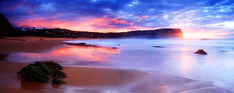 Picture of Copacabana, Central Coast, NSW, Australia - Pictures Of Central Coast R A Stanley Landscape Photography Prints