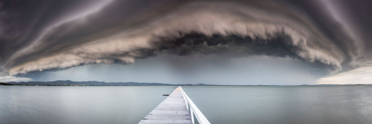 The Perfect Storm, Long Jetty, Central Coast